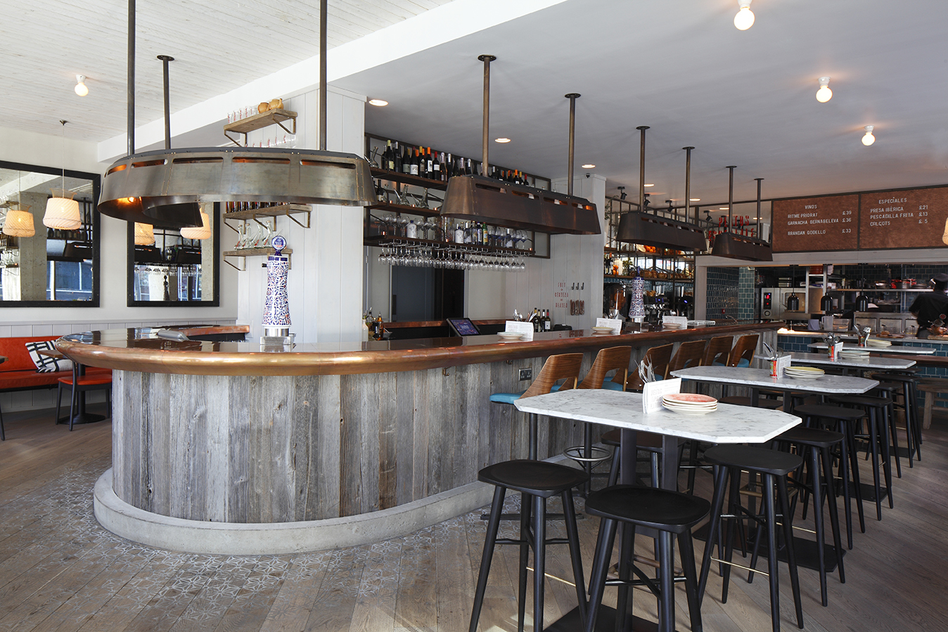 TAPAS REVOLUTION: Shoreditch Shared Dining. This ... Photo Gallery