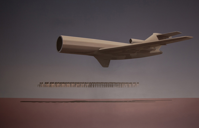 PERCEPTION:  An insight into an impenetrable Iran by Mehdi Ghadyanloo, Howard Griffin Gallery