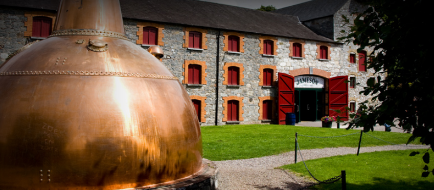 IRISH WHISKEY ADVENTURE: Craftsmanship and Culture in Cork and Dublin with Jameson