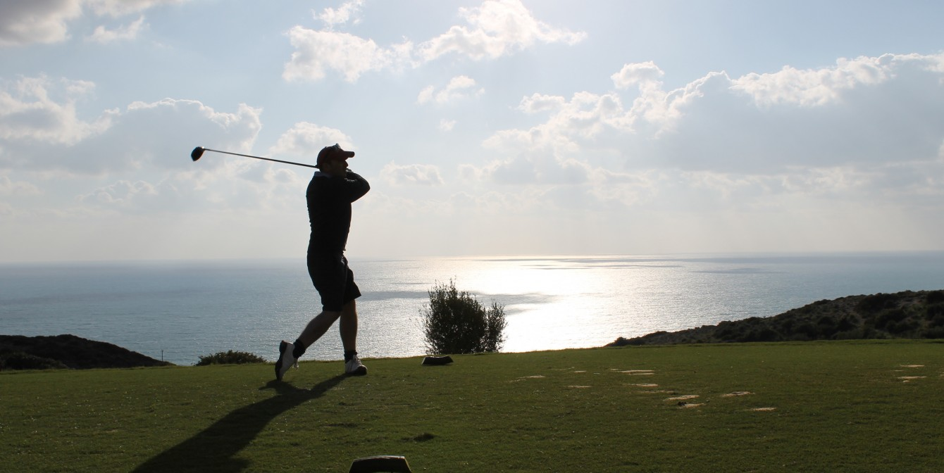 GOLFING AROUND THE MED: Teeing Up in Cyprus