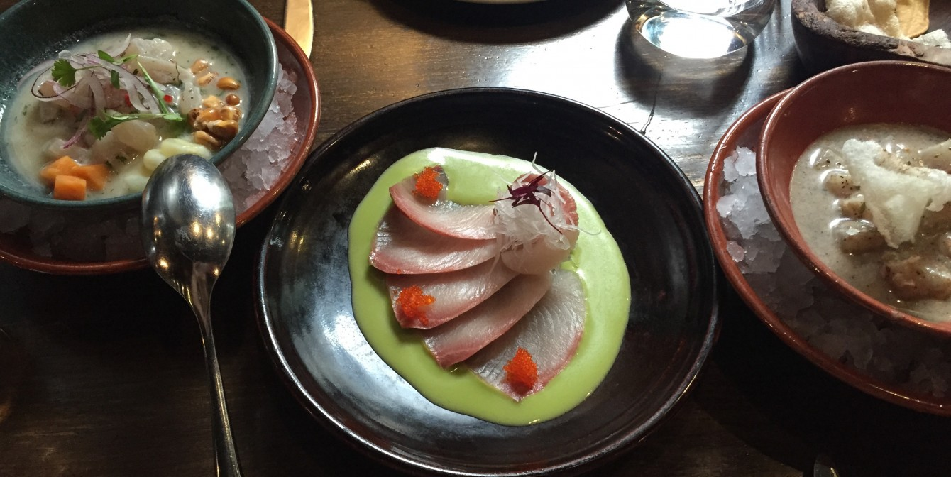 JUICING & DINING AT COYA: May the Peruvian Food Revolution Live On