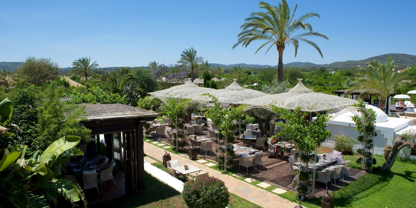 ATZARÓ: A deliciously peaceful haven set amongst Ibiza's countryside