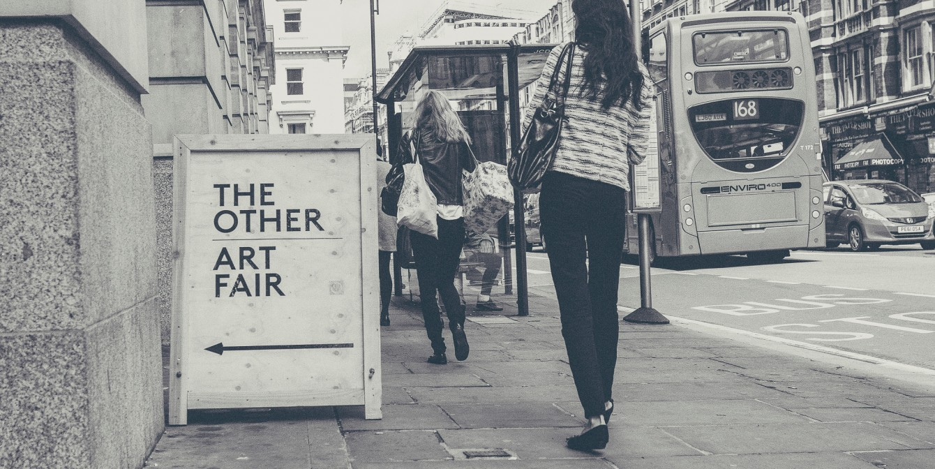 THE OTHER ART FAIR: 15-18th October, The Truman Brewery