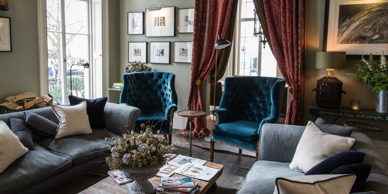 131 CHELTENHAM: A British home away from home in the Cotswolds
