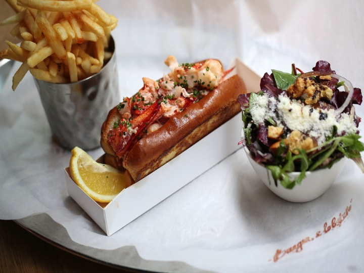 BURGER & LOBSTER: Launches ninth London location at the Old Bailey