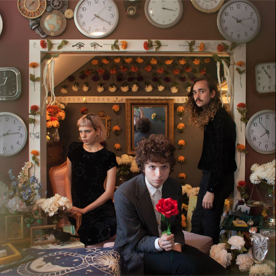 SUNFLOWER BEAN: 'Wall Watcher' video – rock n' roll n' paintballin'