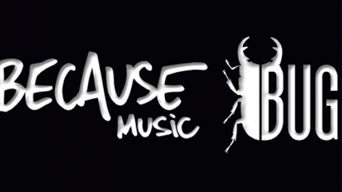 BECAUSE MUSIC 10th ANNIVERSARY: Adam buxton hosts BUG show @ BFI