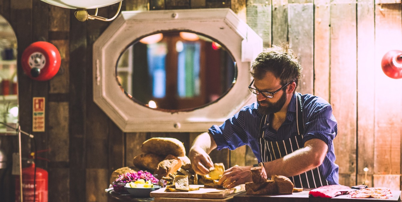 DINING AT ROPEWALK: The Disappearing Dining Club Finds a New Permanent Home in Maltby Street