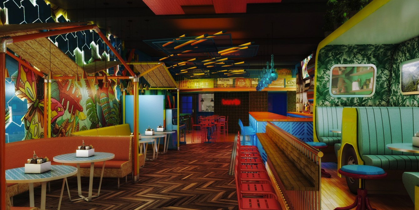 BARRIO BRIXTON IS COMING: The Latest Barrio Bar Finally Lands in South London