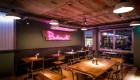 COIN LAUNDRY: 70s style dining, Review