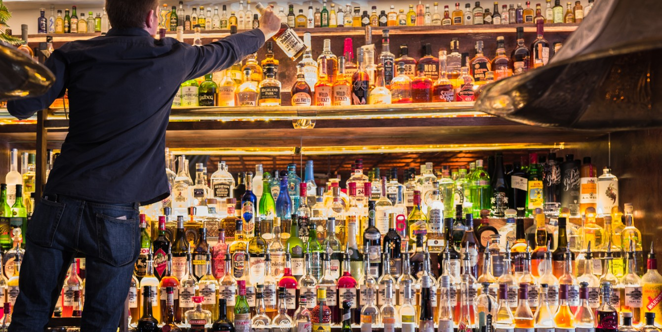 THE COCKTAIL TRADING COMPANY: New permanent residency on Bethnal Green Road