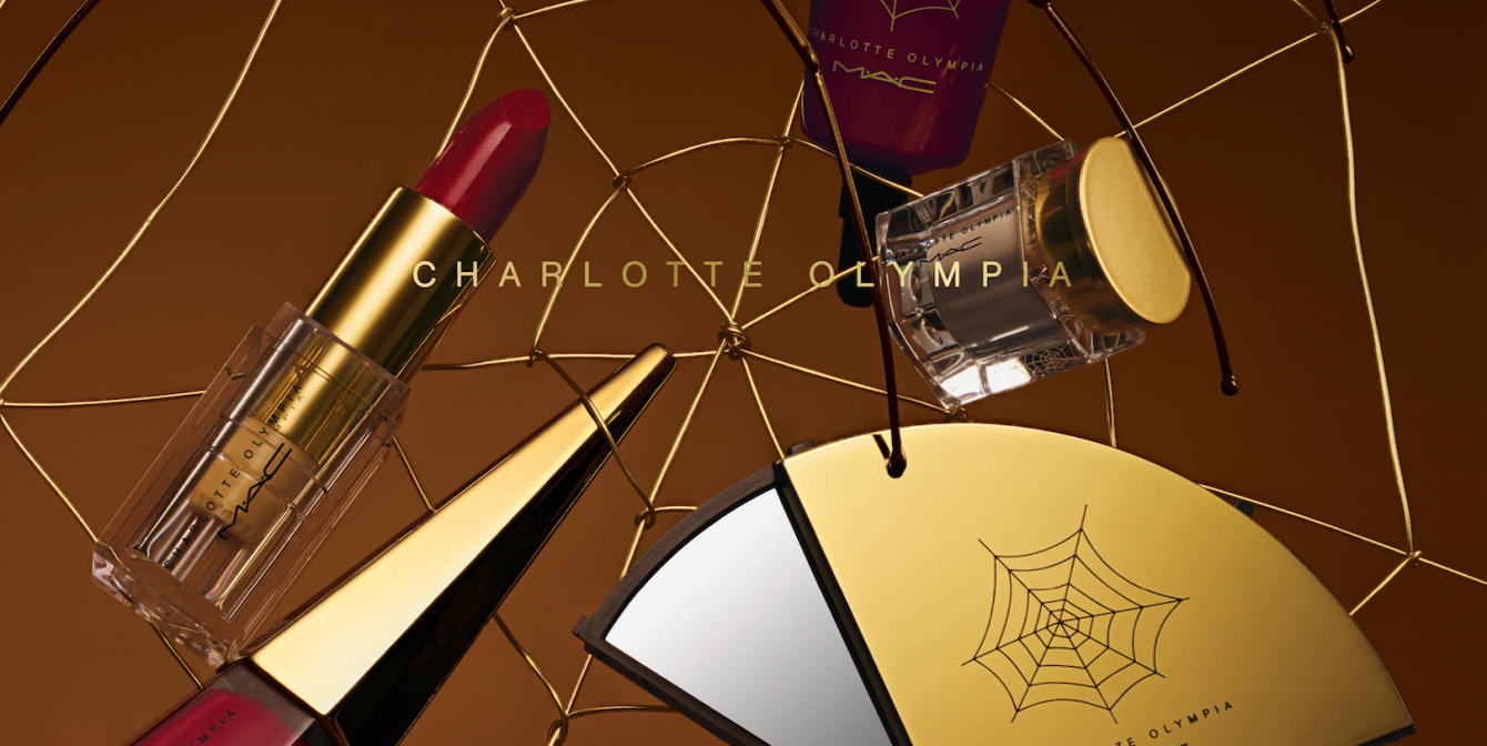 MAC x CHARLOTTE OLYMPIA: Unleash your inner Hollywood starlet!