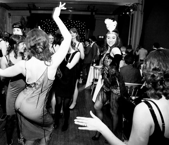 BOURNE & HOLLINGSWORTH: 1920s Prohibition party