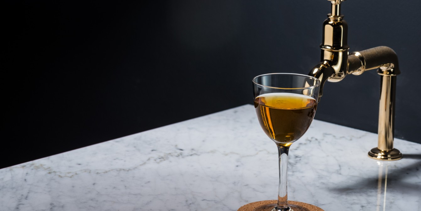 BLACK ROCK: A daring new whisky bar  in Shoreditch