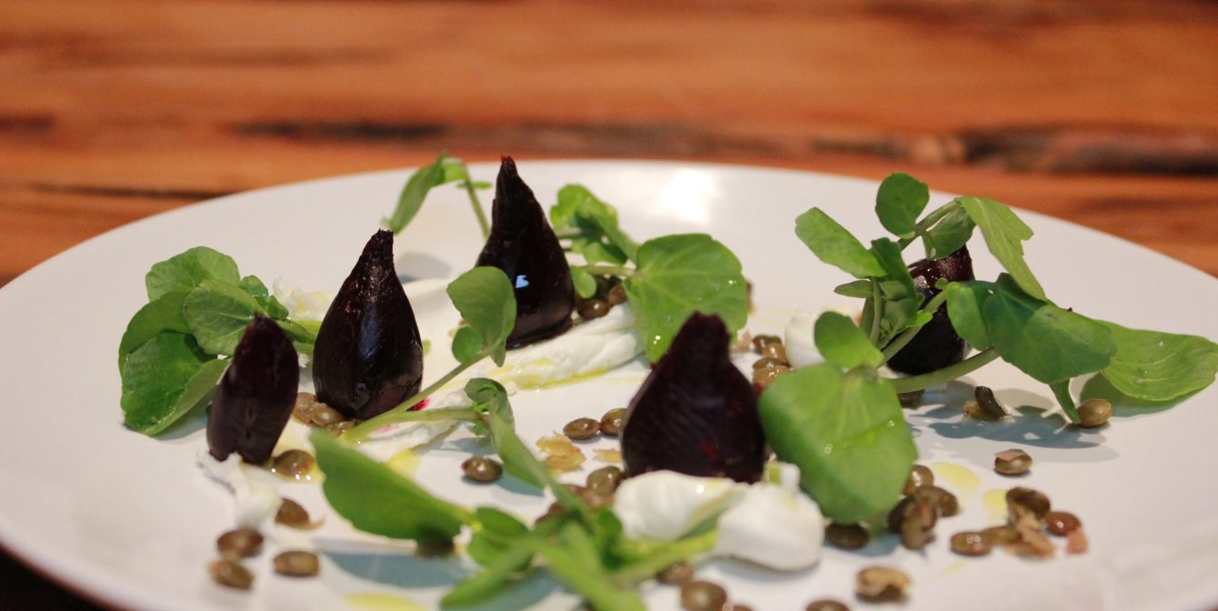 ST LUKE'S AT THE LIBRARY CLUB: High-end Dining in Covent Garden
