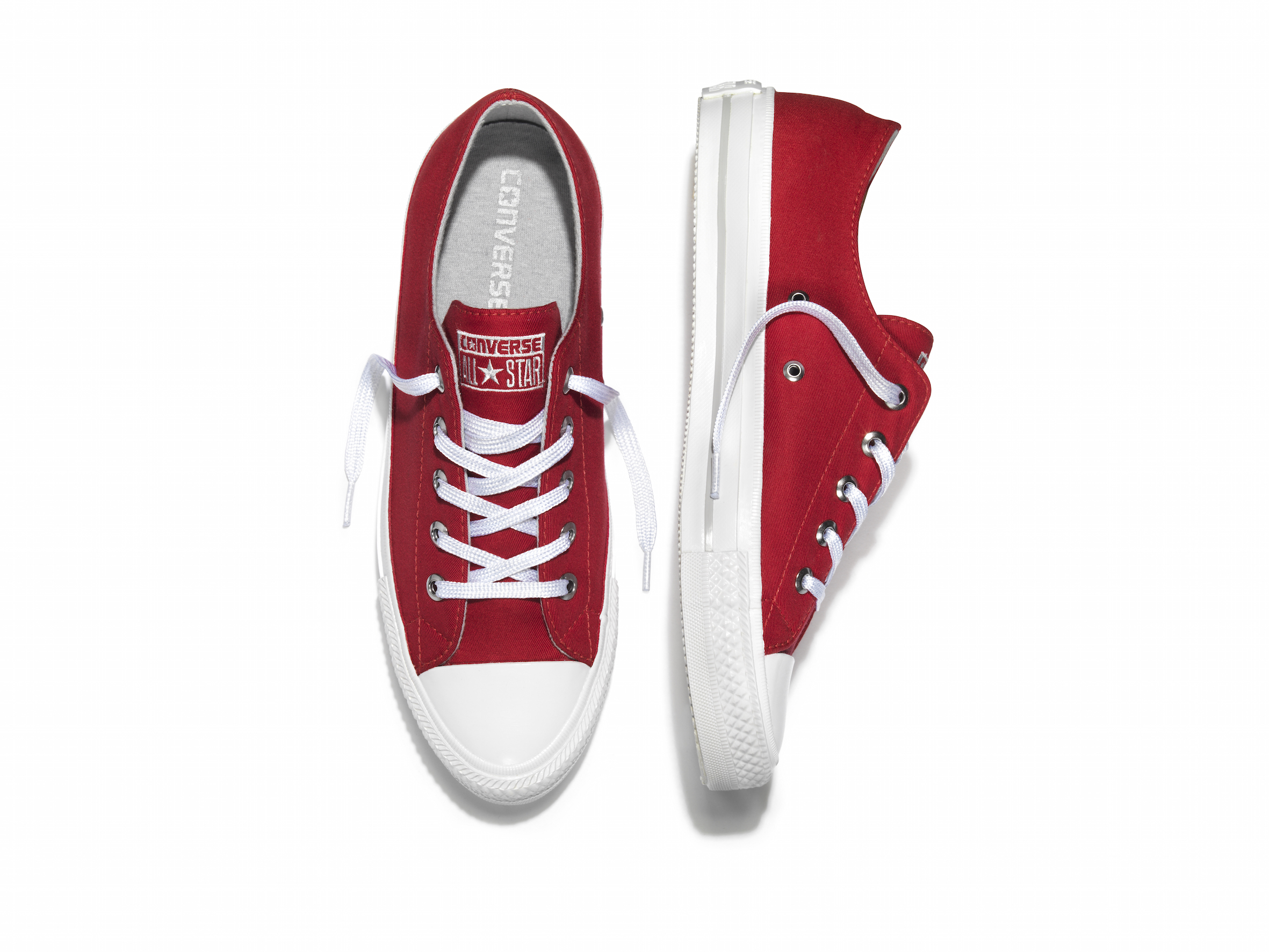 d01750f7d68d CONVERSE  Chuck Taylor introduces a couture-inspired almond toe shape    metallics. Which ...