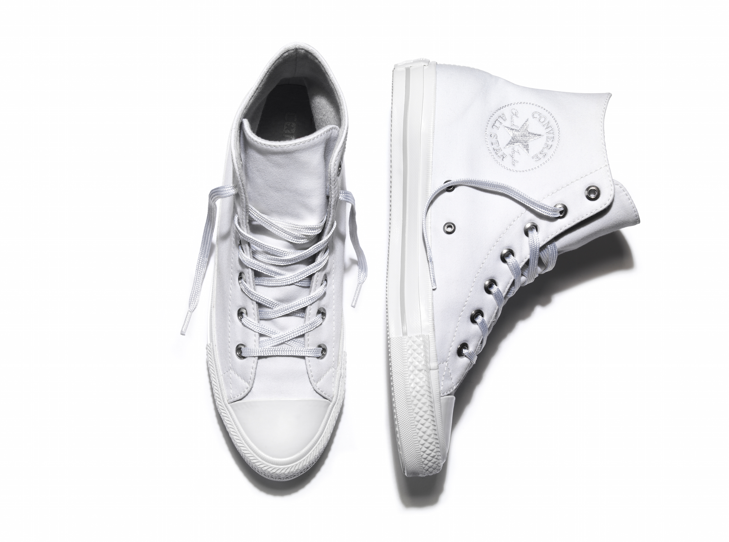 CONVERSE: Chuck Taylor introduces a couture inspired almond