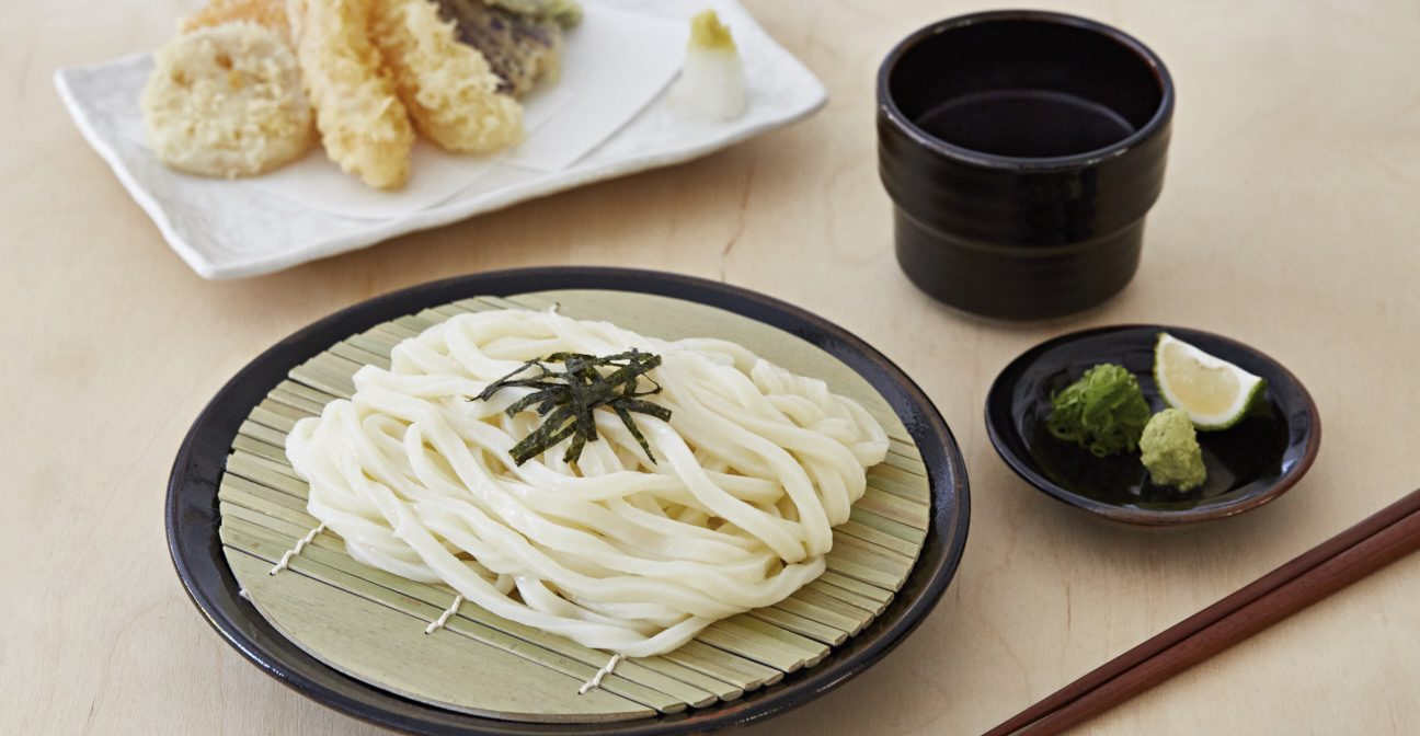 ICHIRYU UDON HOUSE: Japanese Noodles on Tottenham Court Road