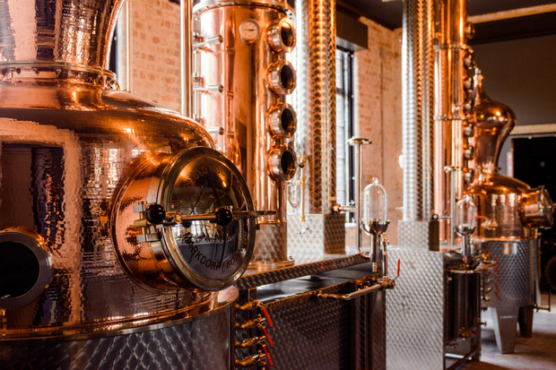 EAST LONDON LIQUOR COMPANY: Hand-crafted premium spirits