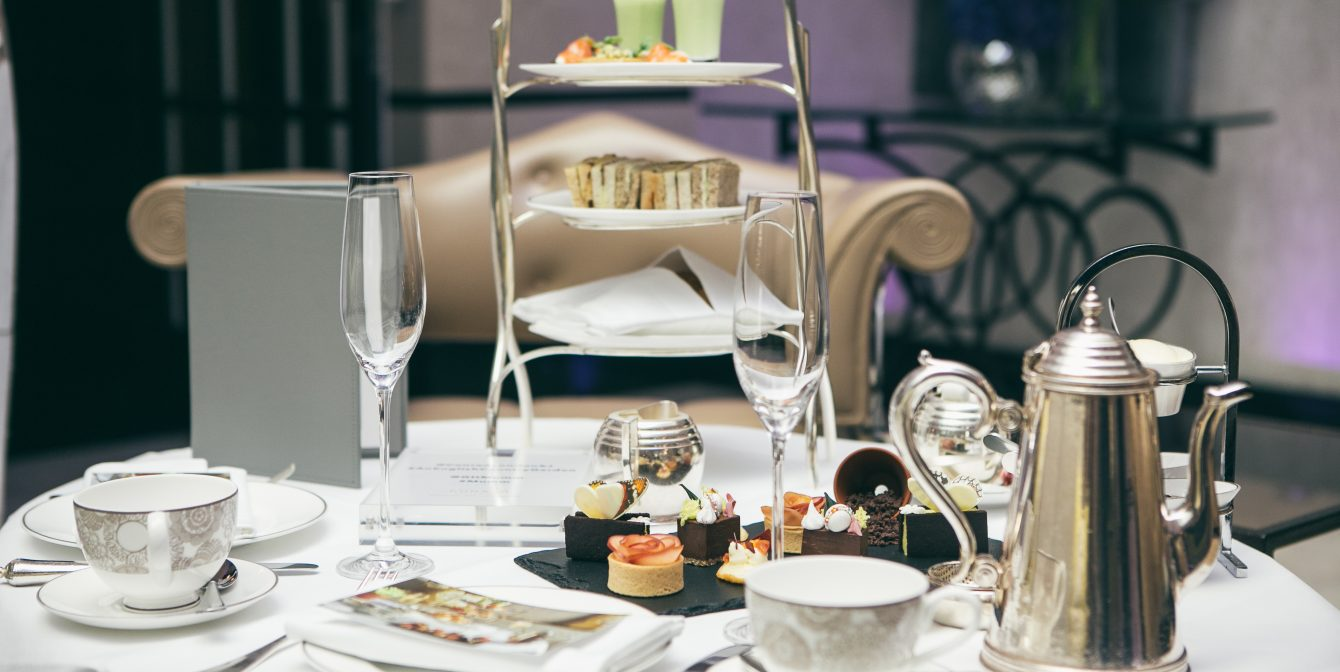 CONRAD ST JAMES: A lesson in etiquette with a side of Afternoon Tea