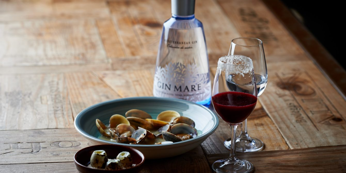 GIN & TAPAS: José Pizarro and Gin Mare brings Spain's favourite twosome to the UK with a special menu
