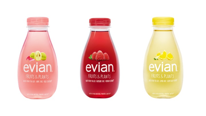 Préférence EVIAN: Launch new product | It's Rude To Stare AT69