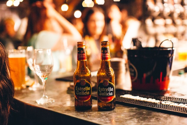 SON ESTRELLA GALICIA: Comes to London with headliner Clean Cut Kid