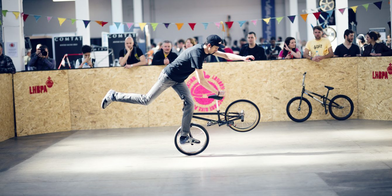 SPIN: The Festival of Cycling – all the gears, and bright ideas – May 20-22
