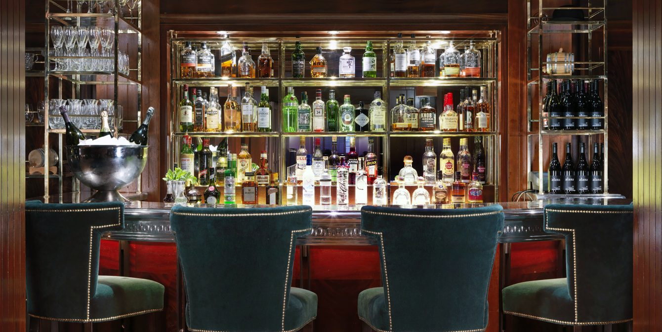 THE BLOOMSBURY CLUB BAR: Stepping Back into the Golden Age