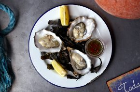 Cumbrae Oysters
