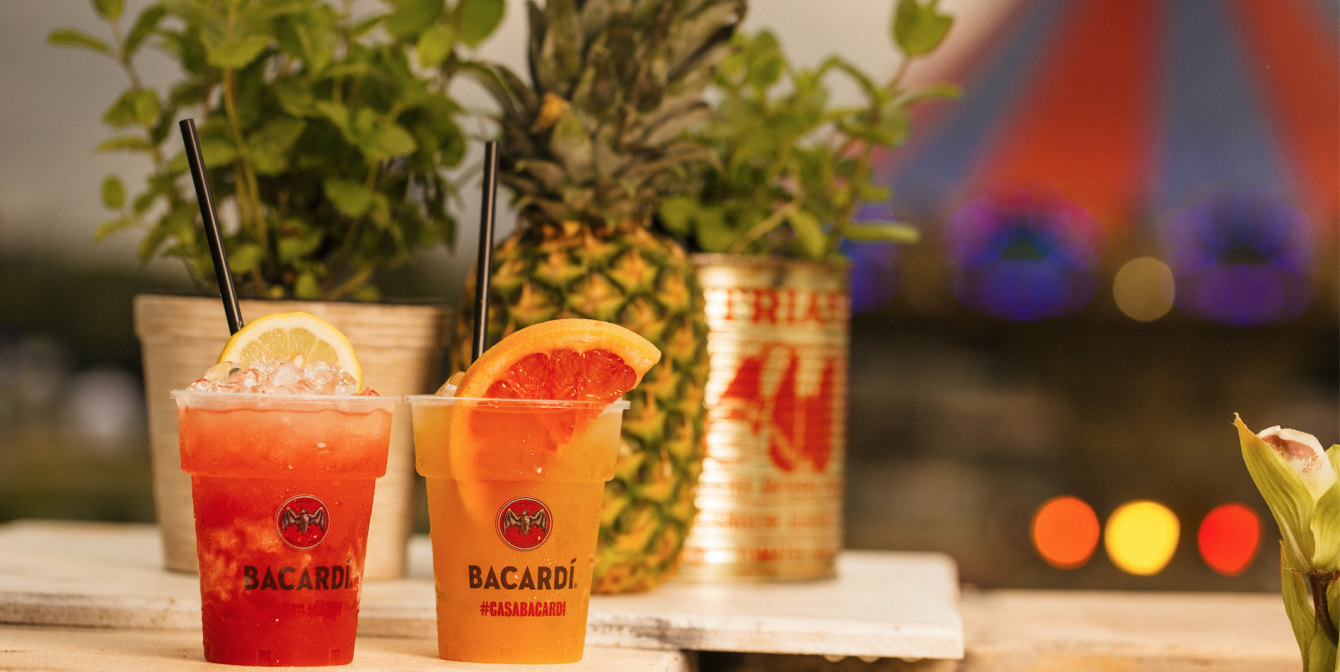 BRITISH SUMMER TIME: Rock 'n' Roll at this epic London festival at CASA BACARDÍ
