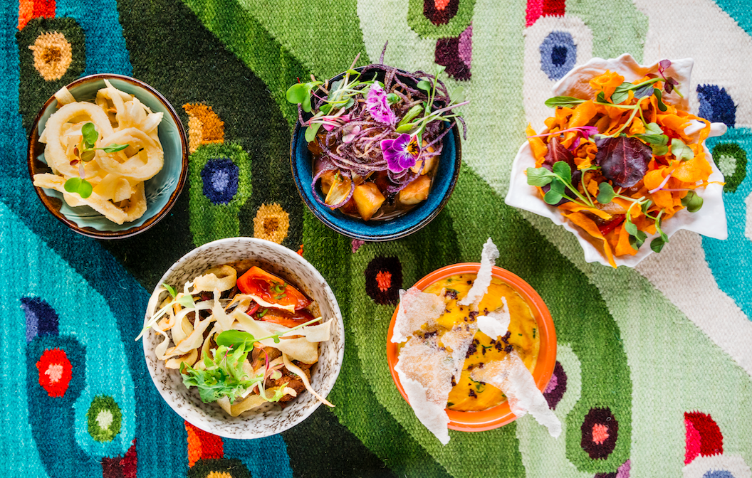 LIMA: Floral St launches Peruvian market menu