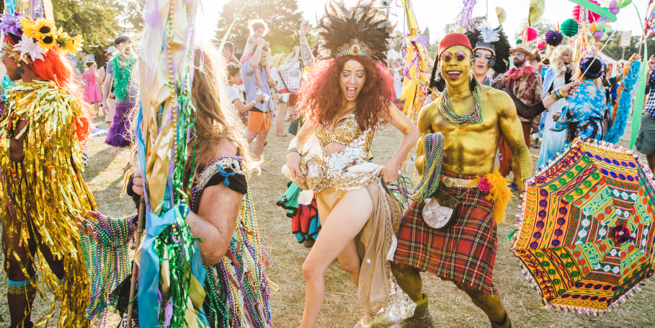 WILDERNESS: Music, tequila, champagne, feasts, spas and yoga – the festival of dreams!