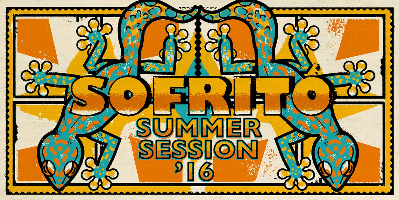 SOFRITO COOK OUT & DANCE OFF: Sat 23rd July, Shapes