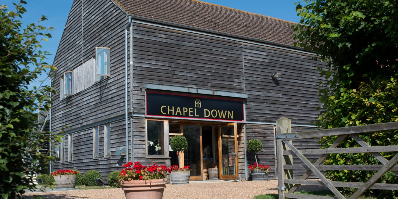 CHAPEL DOWN: A cycle in the countryside to learn about England's leading wine producers