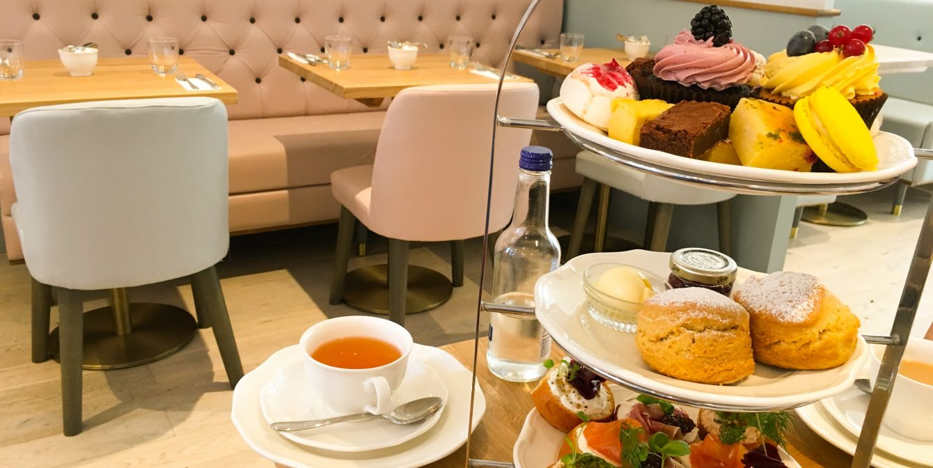 BEA'S MARYLEBONE: Afternoon Tea in the Sugar-Sweet Cake Boutique