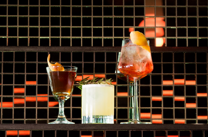 RAY'S BAR: A basement cocktail bar from the team behind Voodoo Ray's & Dalston Superstore.