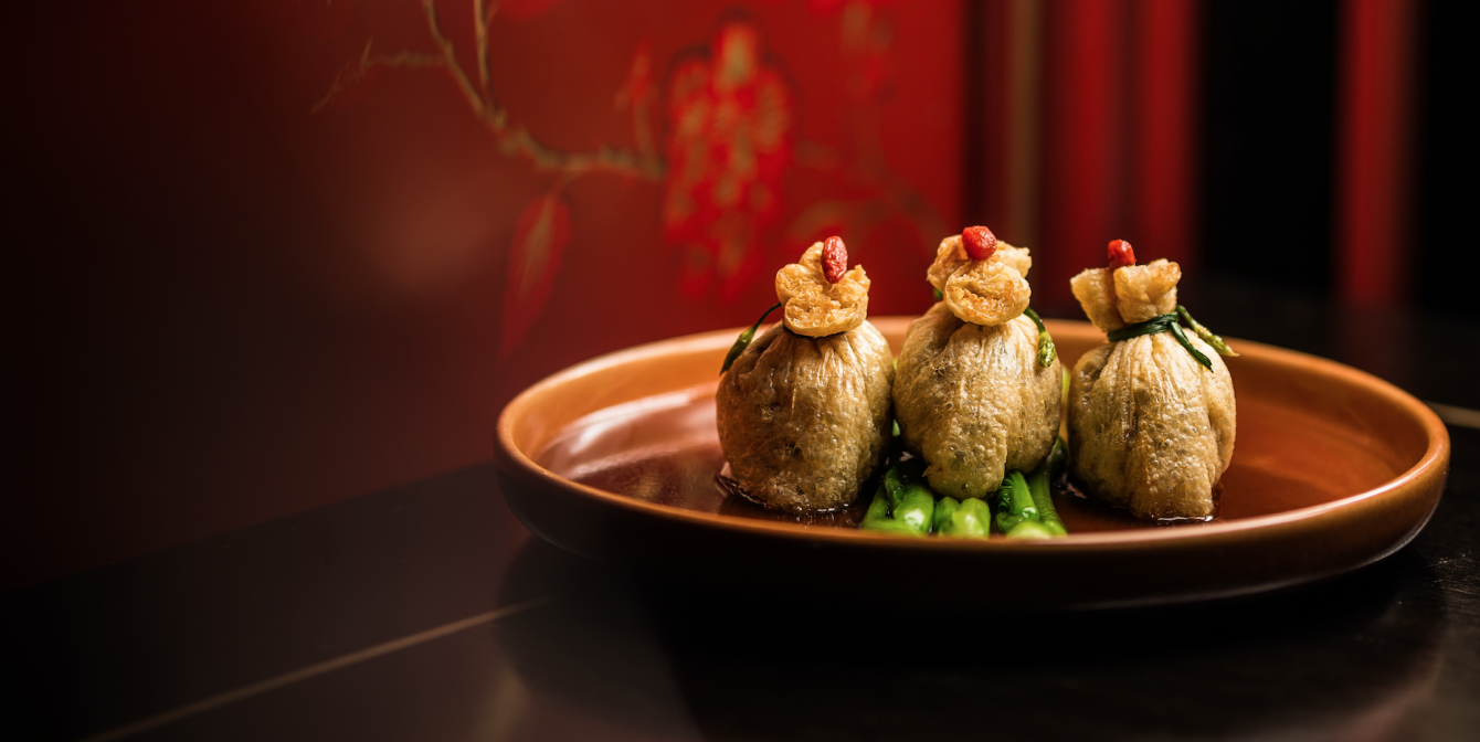 HAKKASAN: Global campaign see's local restaurants launch delicious Only At… menu