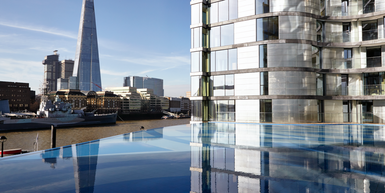 CHEVAL THREE QUAYS: Celebrate any occasion with the perfect London backdrop