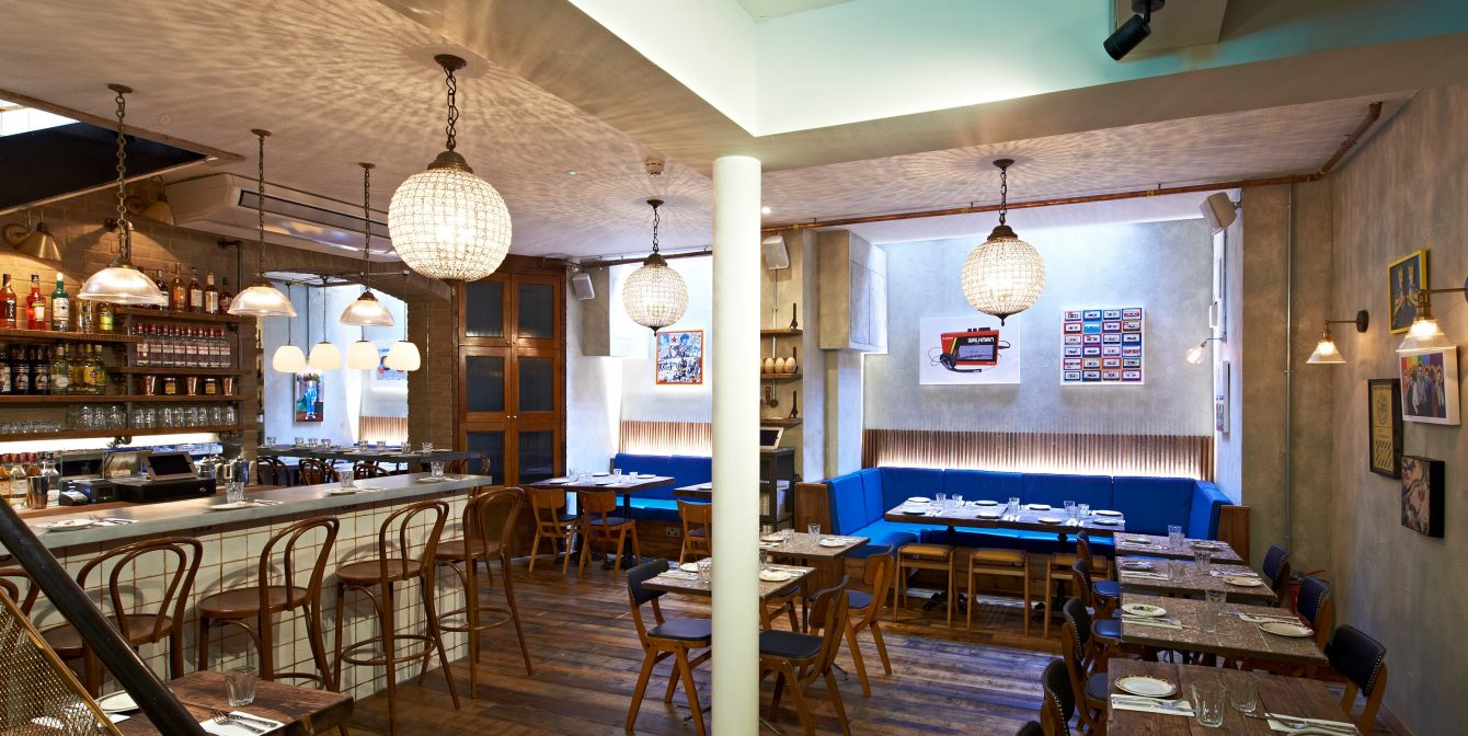 CHICK 'N' SOURS: Get your fried chicken and sours fix in Covent Garden