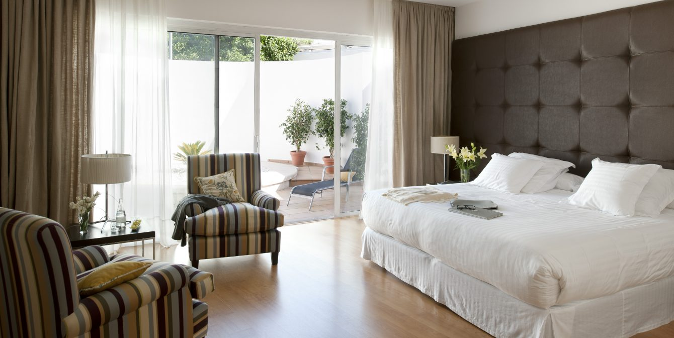 A LUXURY STAY IN SEVILLE: The Barcelo Sevilla Renacimiento