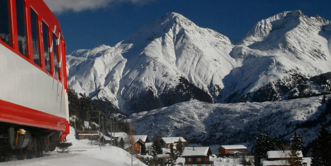 FRESH TRACKS! 12 fantastic ski resorts – by train