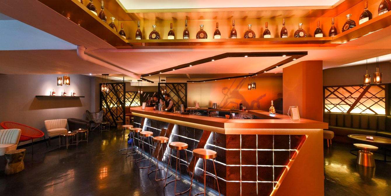 LA MAISON REMY MARTIN: Soho pop-up