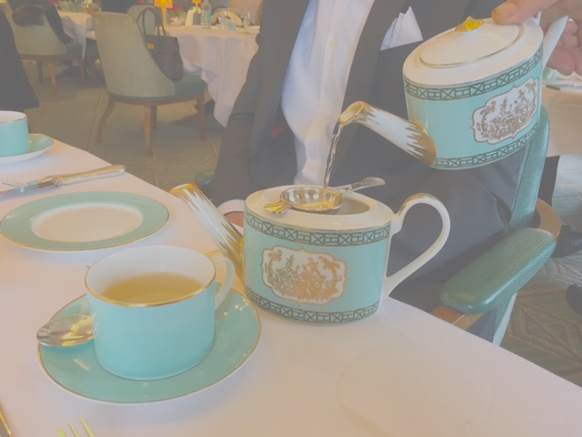 FORTNUM & MASON: Tackling the royal purveyor's bottomless afternoon tea cake challenge