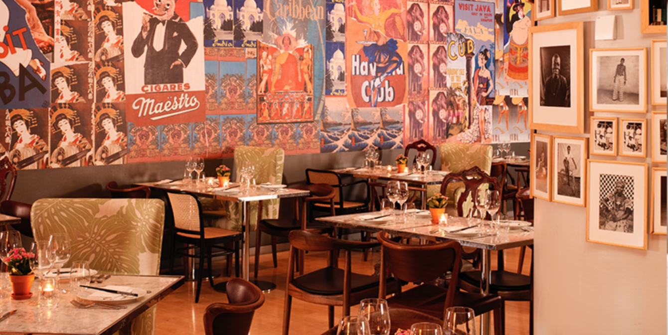 ASIA DE CUBA: An oldie but a goodie with a fab new brunch menu