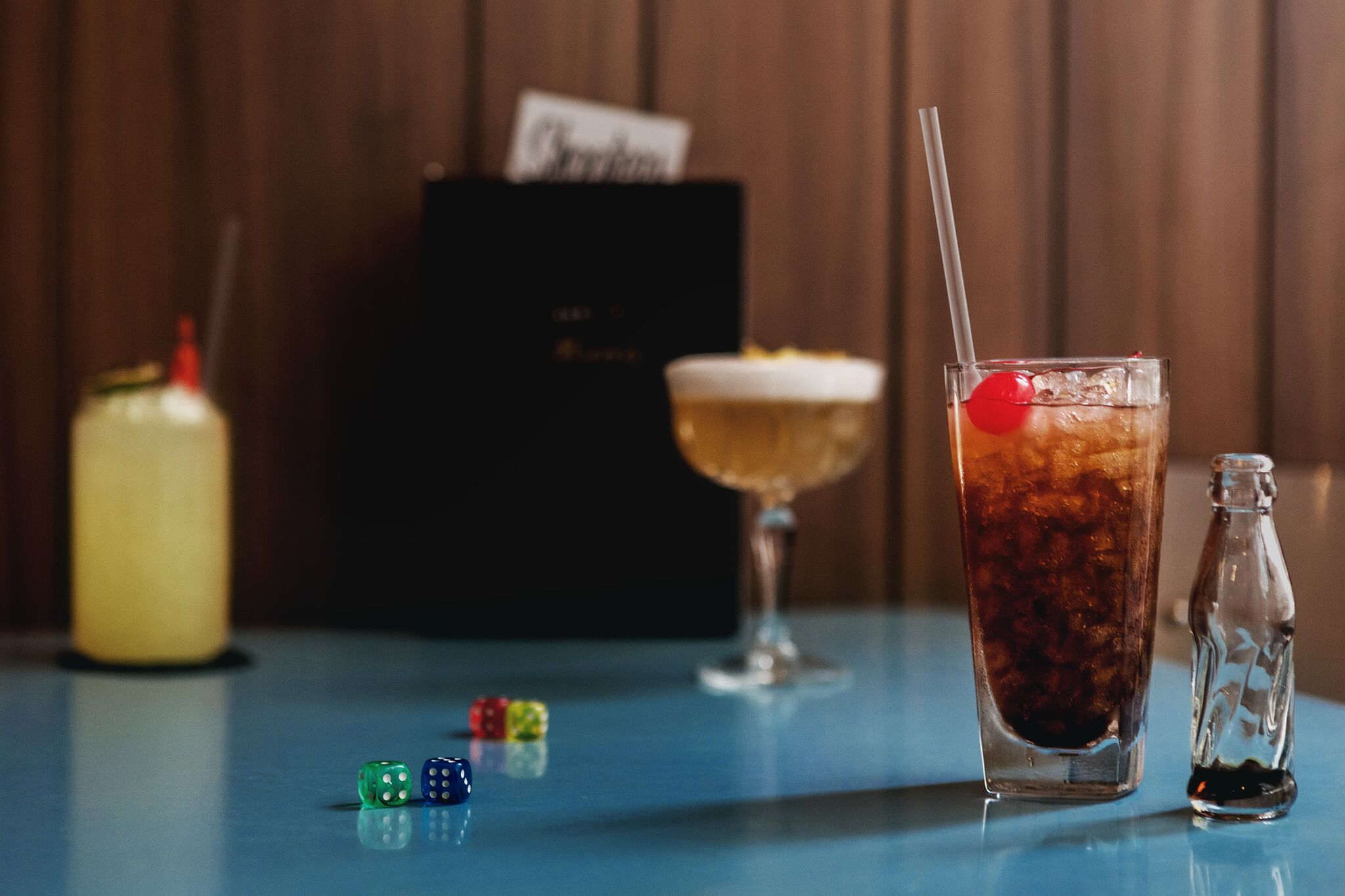 Caribbean Rum Drinks: BOBBY FITZPATRICK: Get Into The Groove With Lamb Doner