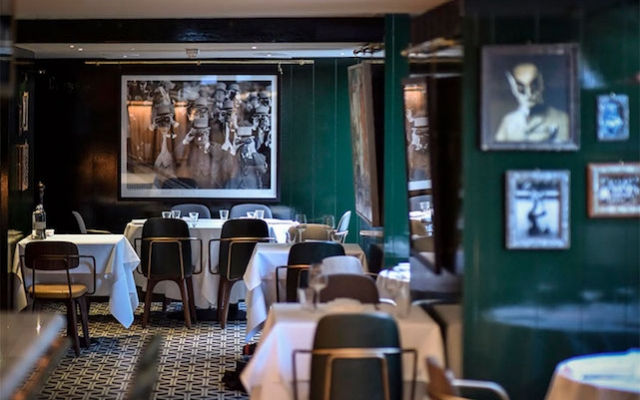 IL PAMPERO: Feel like a Hollywood star in this hot new Italian hangout where the Venetian calf liver inspires a new love
