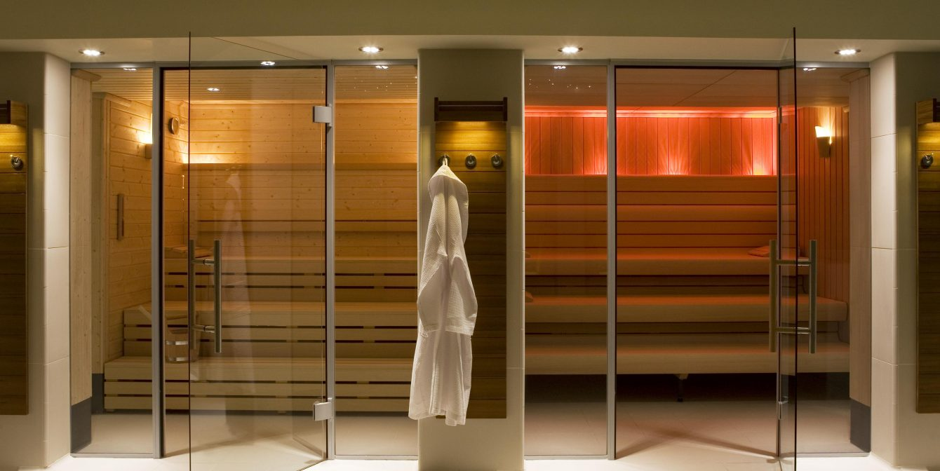 K WEST SPA: De-stressing from city life with a hot herbal massage and glittering snow cave