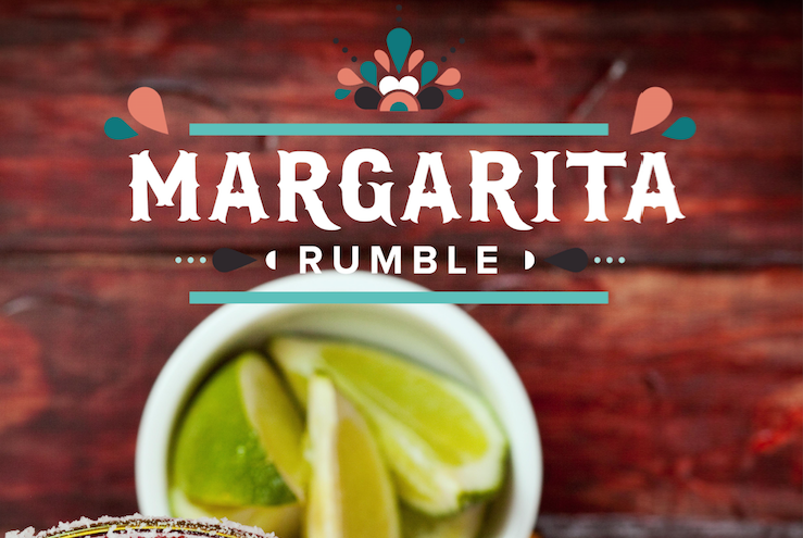 MARGARITA RUMBLE: April 30th, The Yard