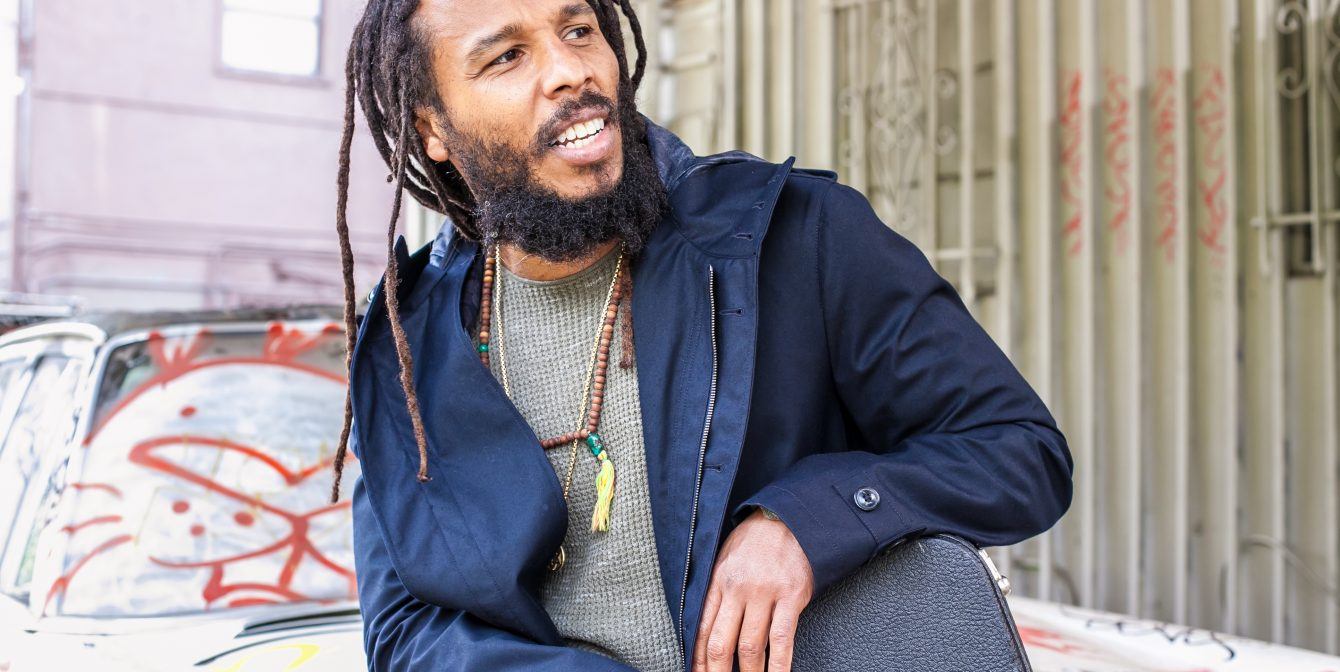 ZIGGY MARLEY: Boomtown Fair, Inspirations & New Music, Interview